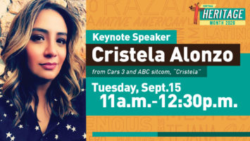 Palo Alto College presents: Virtual Heritage Month   Opening Ceremony feat. Cristela Alonzo