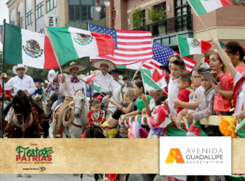 Avenida Guadalupe's 39th Annual El Dieciséis de Septiembre Observation